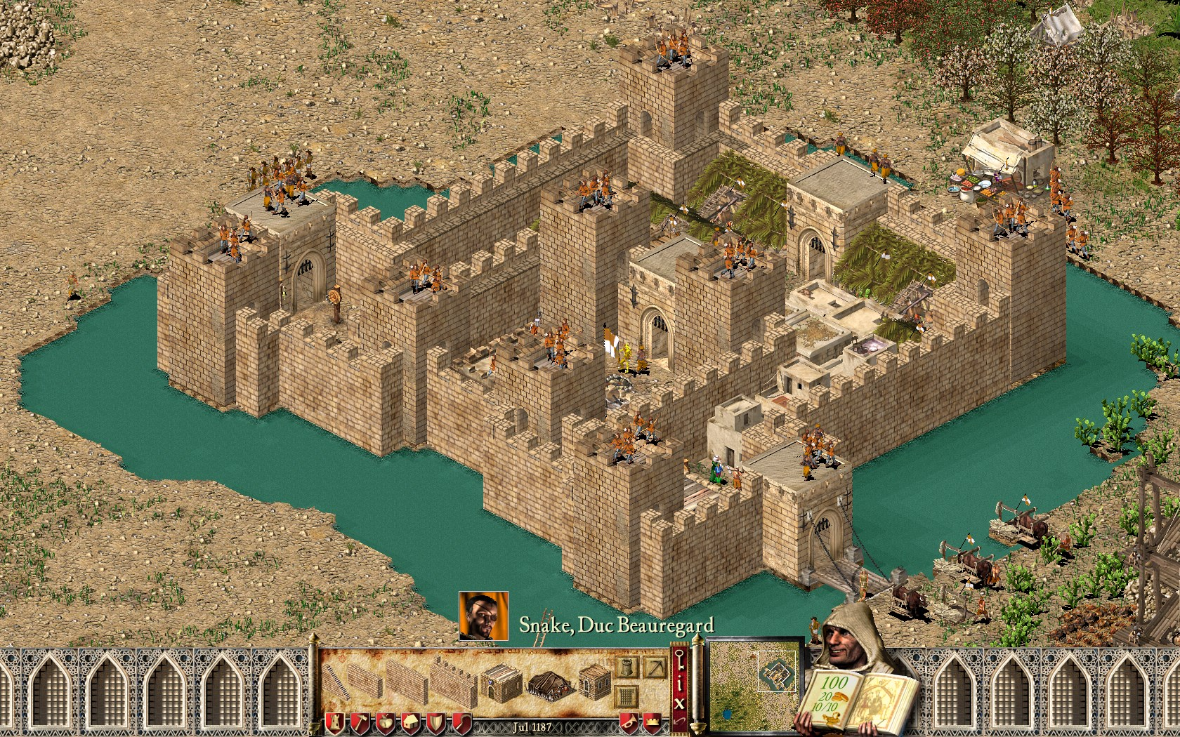 Stronghold crusader download pc